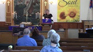 Sunday Service for March 7, 2021