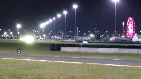 Daytona at night