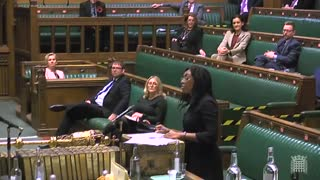 U.K. Equalities Minister TORCHES Critical Race Theory, Black Lives Matter