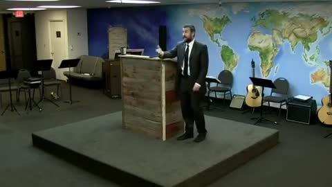 Too Late Reprobate - Steven L. Anderson Reprobate Doctrine