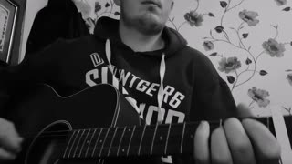 Holding back the years (Acoustic cover)