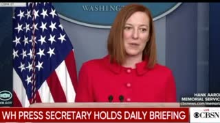 Jen Psaki Is Going to 'Circle Back'