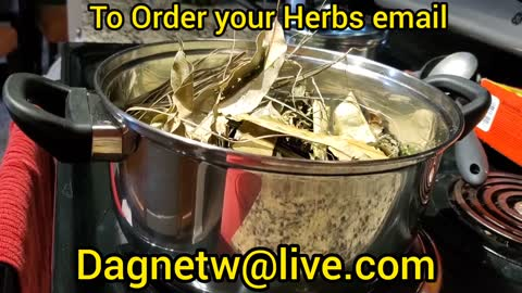 Cooking African Herbs 🌿 Madagascar Covid-19 SOLUTIONS Part 1