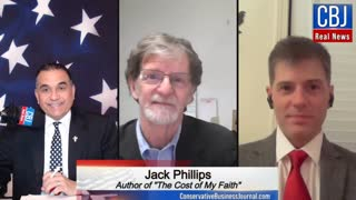 CBJ Real News Podcast Show: Special Guest Jack Phillips