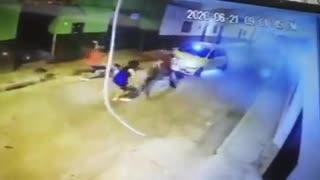 Video: Una pareja habría asesinado a un hombre en la noche del domingo en Piedecuesta