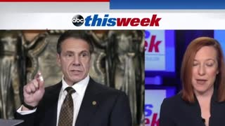 Jen Psaki Refuses To Comment On Cuomo Nursing Home Deaths Cover Up