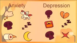 Anxiety and Depression What's the Difference