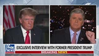 Donald Trump on Hannity