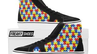 Put your logo on shoes custom made shoes