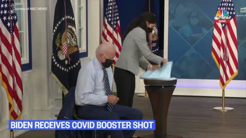 The Dr. Hotze Report - Did Biden Receive a Phony Booster Shot?