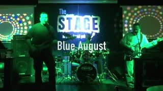 Blue August with Still First in Space.... @ Madison County State Fair