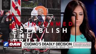 One America News Investigates: Cuomo's deadly decision