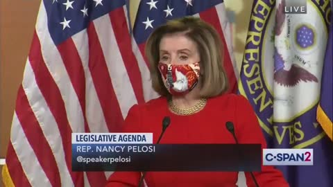No, Nutty Nancy, we don't have a new president.