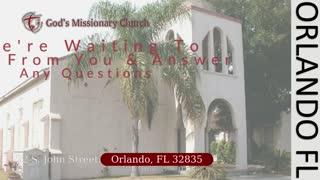 God's Missionary Church 22 S John St, Orlando, FL 32835