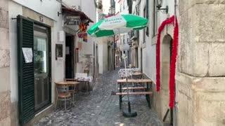Lisboa, nuevas restricciones tras el repunte de casos de COVID-19