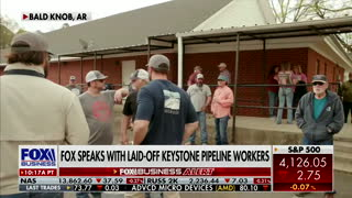 These Laid Off Pipeline Workers Have a Heartbreaking Message for Joe Biden