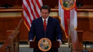 🇺🇲🇺🇲🇺🇲LIVE_ Gov. Ron DeSantis at the Florida State Capitol🔥🔥🔥