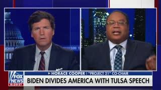 Horace Cooper on Tucker Carlson Tonight