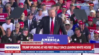 "Trump calls out fake news media,"" do you miss me"""
