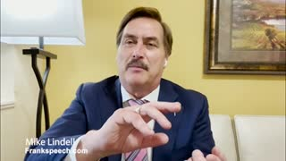 Mike Lindell says new social media will ban swearing and taking God's name in vain