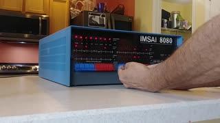 Vintage IMSAI 8080 - 2