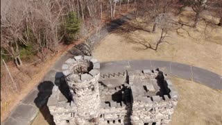 Bancroft Tower like you've never seen it