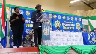 Police Minister Bheki Cele calls on men to protect women