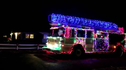 Small Town Christmas Parade
