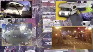 Nashville Bombing Videos Combined