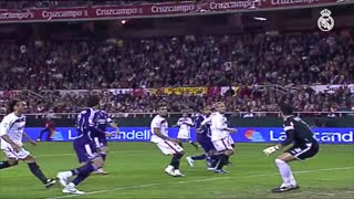 David Beckham-Real Madrid goals