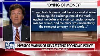 Tucker Carlson DESTROYS Biden Economic Policy, Sends Warning to America
