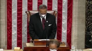117th Congress Ends Prayer with 'Amen and A-Woman'
