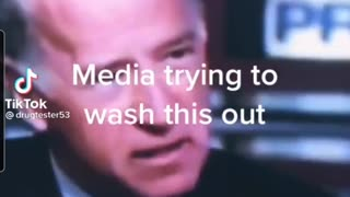Joe Biden talking about marriage