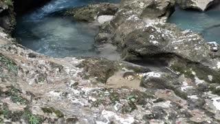 Мой отдых в Абхазии, экскурсия гегский водопад