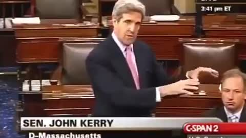 John Kerry Makes DIRE Prediction About Global Warming - in 2014!