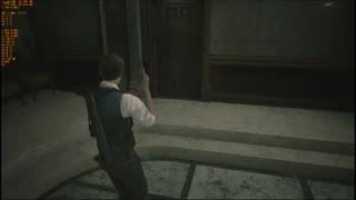Resident Evil 2 Pt7 I got pummeled =(