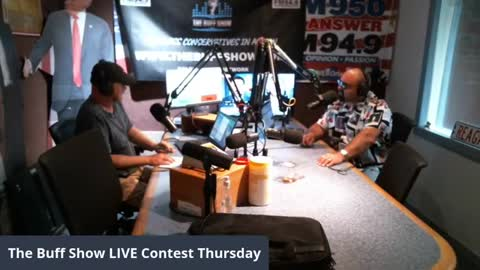 Contest Thursday - Live with Roger Stone