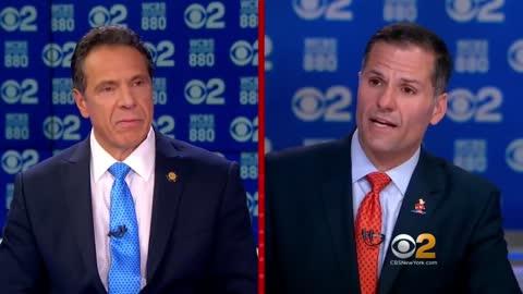 FLASHBACK: GOP Challenger SHREDS Cuomo in Debate