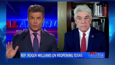 Real America: Dan W/ Roger Williams