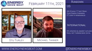 Daily Energy Market Show With Michael Tanner