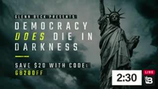 Democracy Does Die In Darkness