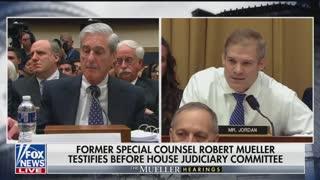 Hearing: Jordan questions Robert Mueller