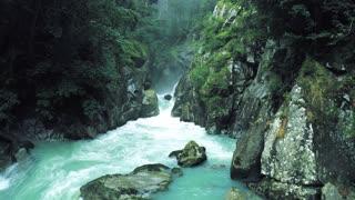 waterfall. nature. relaxing