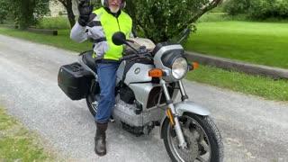 Durbin West Virginia LIBMWRC Club MC Ride 2020
