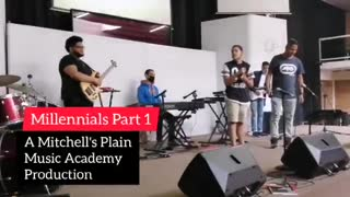 Mitchell's Plain Music Academy's first 2020 live performance