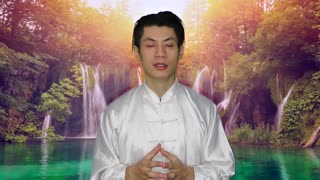 Qi Energy Meditation Method
