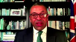 Violence must stop, UK tells Hamas and Israel