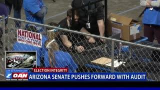 Ariz. Senate Pushes Forward With Audit