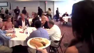 """Cuomo Tells Young Woman """"We Want To See You Eat The WHOLE Sausage."""""""
