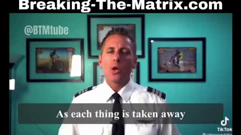 Brave Airline Pilot Speaking Out Against Mandates & Shifting Baseline Syndrome
